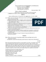PSC Model Q.P