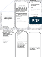 Leaflet Osteomielitis