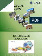 Provincia de Bolognesi
