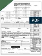 Iiid Membership Form