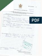 Mthulisi Permit