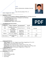 DR Dash Resume21111