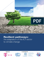 Climate change impacts on the ICT sector.PDF