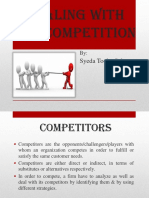 Dealing With the Competitors Chap#7 (1)