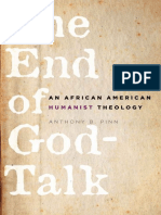 Anthony B. Pinn - The End of God-Talk_ An African American Humanist Theology (2011, Oxford University Press).epub