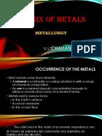 Phoenix of Metals