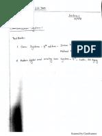 Communication Theory Notes