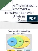 The Consumer Behavior Analysis (1)