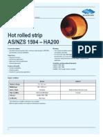 ASNZS1594-HA200