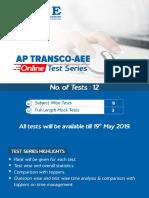 AP Transco Schedule