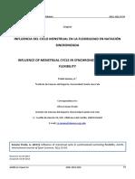 Dialnet-InfluenciaDelCicloMenstrualEnLaFlexibilidadEnNatac-4727152