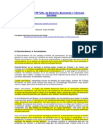 4.3 4.4 Estructuralismo y Funcionalismo