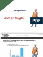 1 Supervisory Attributes
