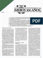M&T 1-2_Enero-Marzo 1986_Los Primeros 100 Años