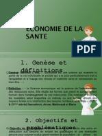 CH2 Economie de La Santé
