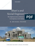 (Oxford Islamic legal studies) Feener, R. Michael-Shari'a and social engineering _ the implementation of Islamic law in contemporary Aceh, Indonesia-Oxford University Press (2014).pdf