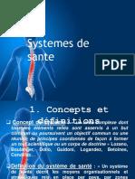 CH4 Système de Santé