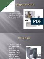 CTE I Computer Parts