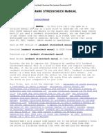 Landmark Stresscheck Manual