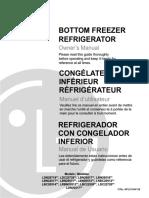 LG Refrig Owners Manual
