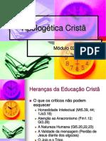 AULA- Apologética Cristã 01.ppt
