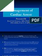 Management of Cardiac Arrest