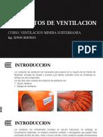 Ventilacion mineria