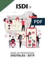 ISDI - Mapa de Profesiones 2019