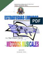 2º Modulo La Musica Terapia u.f.2018-2