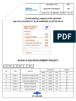BLA-FTP-C-CC-00-012-Rev.0B Calculation of Miscellaneous Pipe Support at AR Cluster..pdf