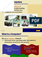 Computer Basics Computer - Hardware- Software- Networks- Types of Computer Etc
