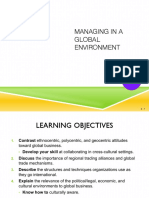 Chapter 03 - Managing in a Global Environment