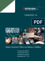 Catalogo de Motores Da Electro Adda