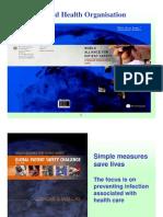 Microsoft Power Point - 1 Clean-care-safer-care Stefanus
