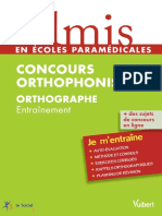ORTHOGRAPHE ENTRAINEMENT.pdf
