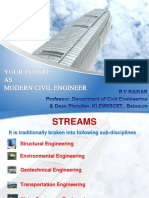 Modern civil engineering
