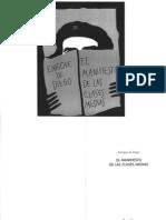 Enrique de Diego - El Manifiesto de las Clases Medias.pdf