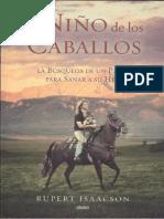 El niño de los caballos - Rupert Isaacson.pdf