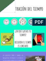 Administración Del Tiempo (1)
