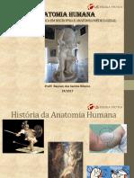 - Introdução Anatomia Humana