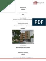 Informe de Avualo