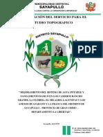 Tdr - Topografia