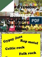 Bhangra Presentation