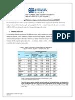 Análisis Estadísticos Noviembre 2013