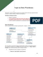 Projet Data Warehouse 2016