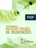 Adm. de Medicações