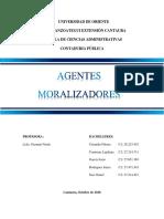 Agentes Moralizadores