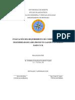 Anteproyecto Gasoducto Andino 2019 Corregido Alicia Da Silva