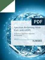 Spectrum Refarming Made Easy With USON