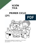Programaciones de matematicas primaria